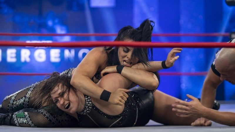 Jordynne Grace and Deonna Purrazzo Steal The Show at Emergence