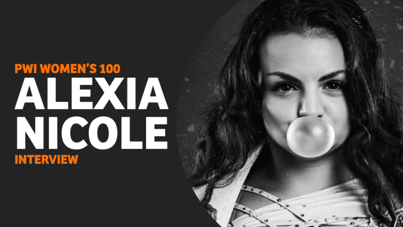 PWI Women's 100 Interview Series: #55 Alexia Nicole