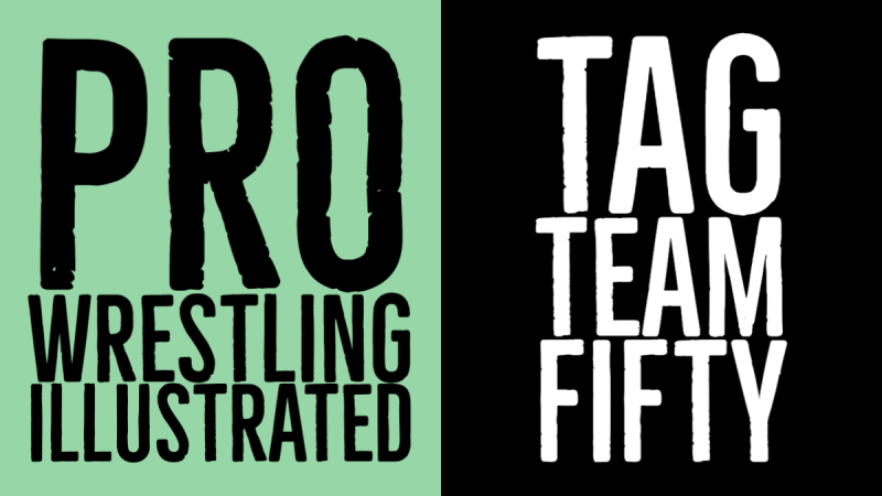 PWI Tag Team 50: All Ranked Women's Teams