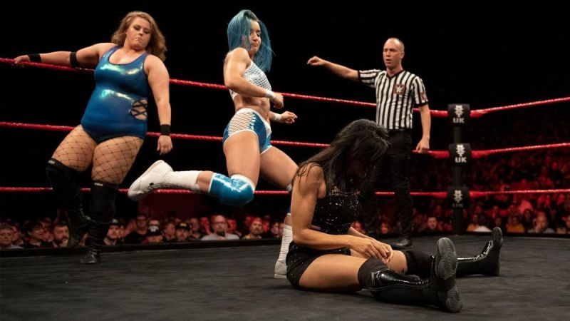 Xia Brookside comments on Piper Niven's WWE RAW debut