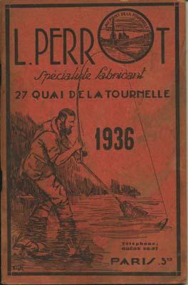 Catalogue L. Perrot, spécialiste fabricant 1936