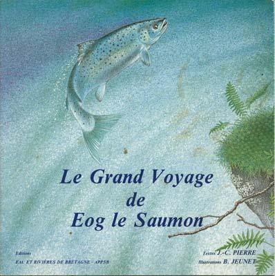Le grand voyage de Eog le saumon