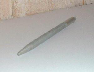 Pointe sèche corps métal