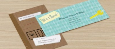 Moving address cards