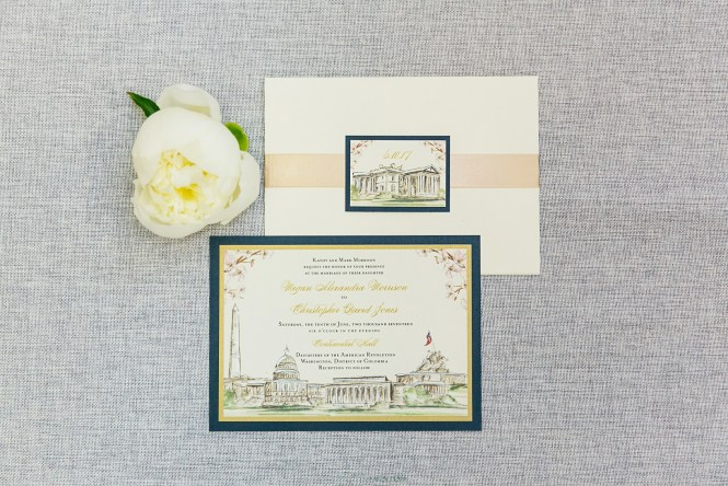 Wedding Invitations Suites And Stationery Sets For Real Dc