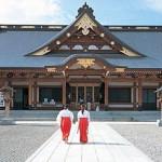 山形県護国神社(2018)初詣の混雑状況は?駐車場やトイレもチェック!