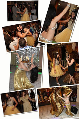 Bellydancer in orlando fl for birthday parties and events