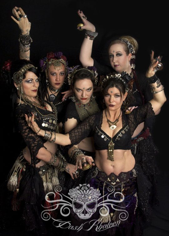 GOTHIC BELLY DANCE  Belly Dance India