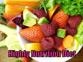 Highly Nutrition Diet