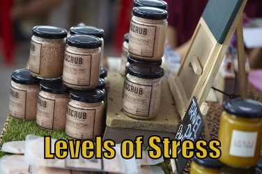 levels of stress