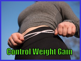 Control Weight Gain