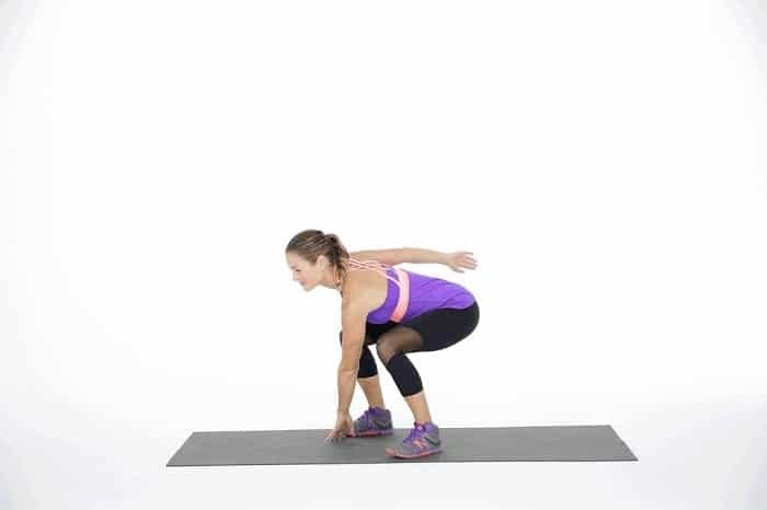 Exercises to jump and twist
