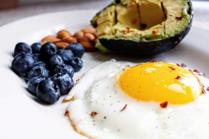 the keto diet eggs berries avocado nuts
