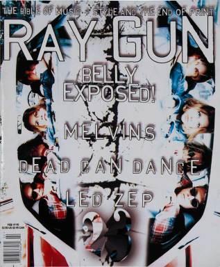 Raygun Cover
