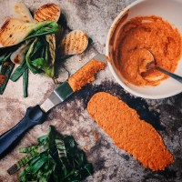 A Romesco Without Bell Peppers