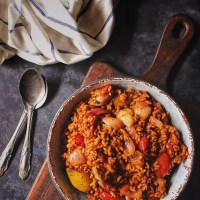The Closet Sweep: Pearl Barley and Red Rice