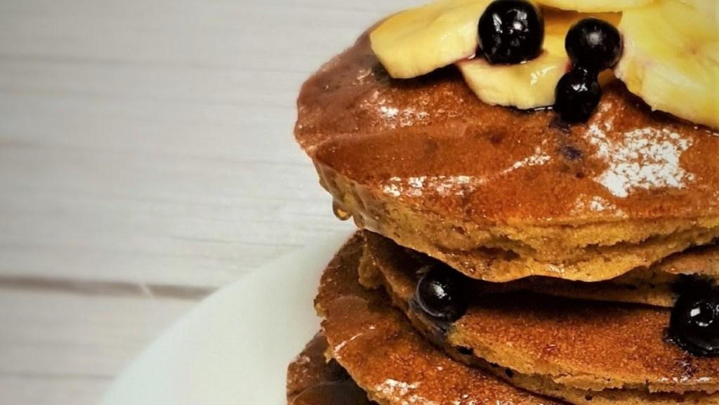 פנקייק דל בפודמאפ, Low FODMAP pancakes