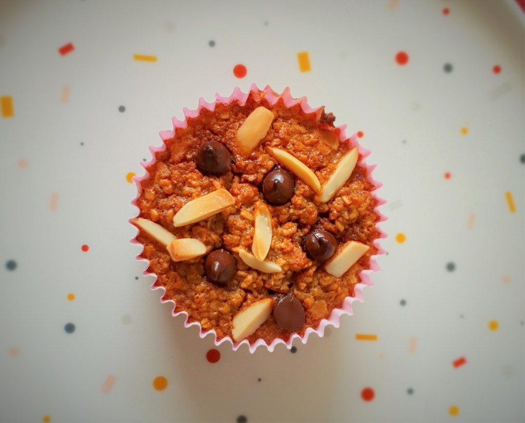 מאפינס בוקר דל בפודמאפ Low FODMAP muffins