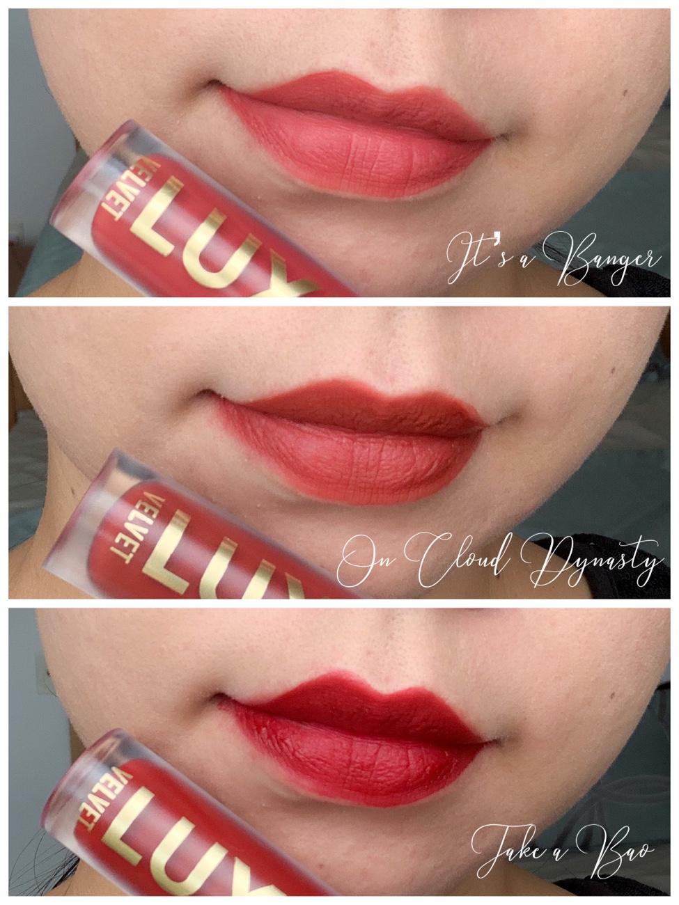 Colourpop Lux Liquid Lip : colourpop, liquid, ColourPop, Lunar, Collection, Bellyrubz, Beauty