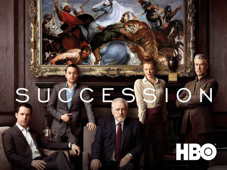 Succession Poster - Best Shows in the Rest of 2019