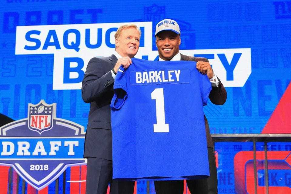 Fantasy Football PPR Mock Draft: Number One Pick - Belly Up