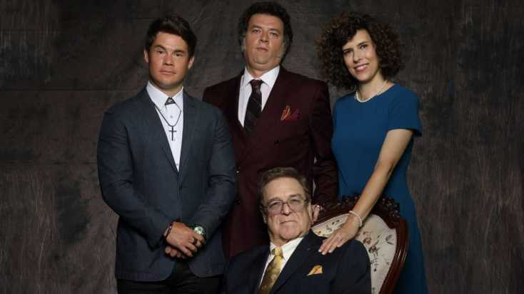The Righteous Gemstones family photo - Best Shows in the Rest of 2019