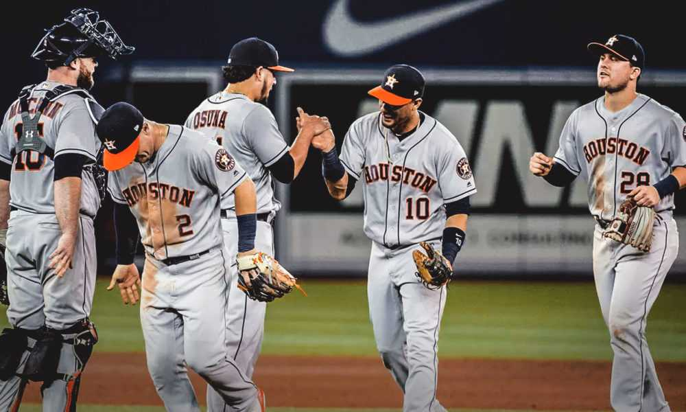 Astros Team >> The Houston Astros Are The Greatest Team Of All Time Belly