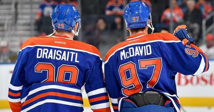 McDavid and Draisaitl