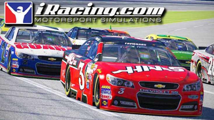 iRacing Motorsports Simulator