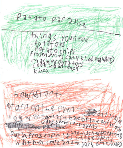 Potato Paradise Recipe