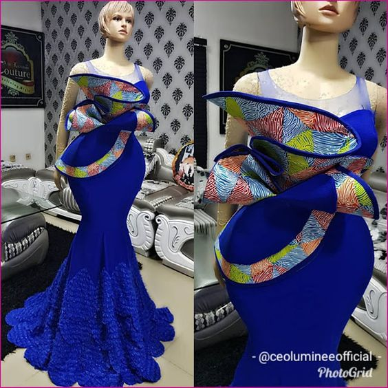 Trending Ankara Styles For Ladies/Women-2020