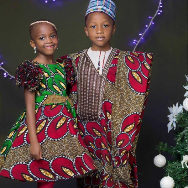 Trending Ankara Styles For Children