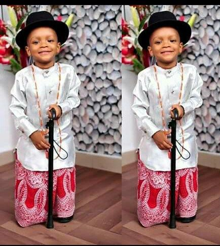 Latest Ankara Design For Boys-2020