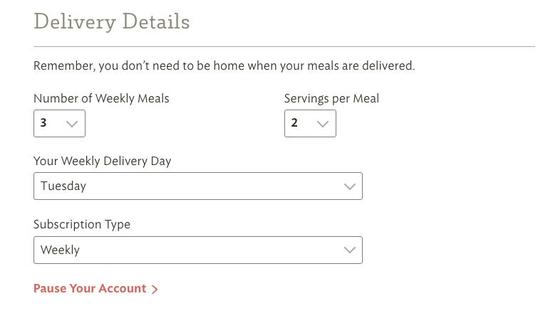 Homechef - How do I Cancel Homechef Account - Delete Home Chef
