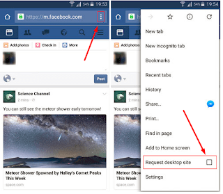 How to Access Facebook Mobile Full Site | FB Mobile Full Site