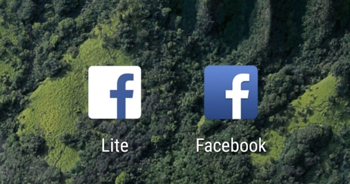 Www lite facebook com sign in