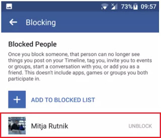 How to Unblock Someone On Facebook In 2021