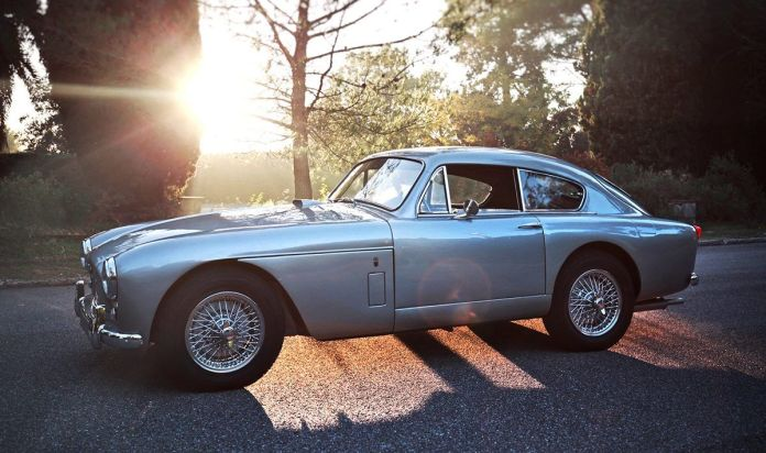 Here's How The Aston Martin DB Series Has Changed Over Time.