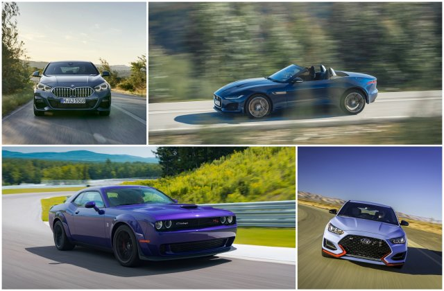 The Best 2021 Muscle Cars
