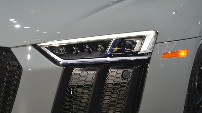 Audi R8 V10 LED & Laser Innovation