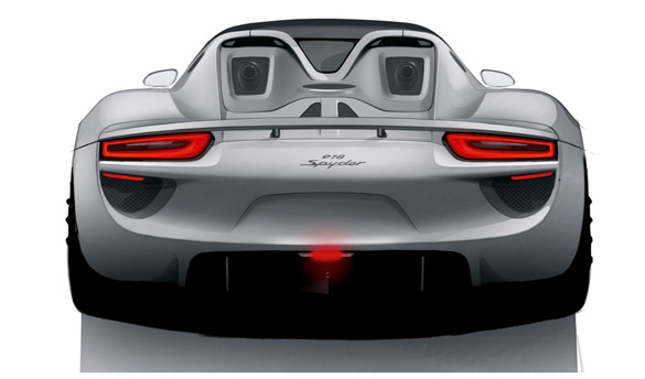 Porsche 918 Spyder: Basic Facts You need to know
