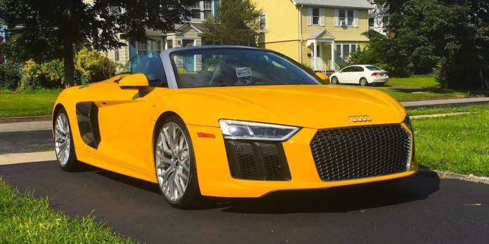 Audi R8 V10: Everything You Should Know