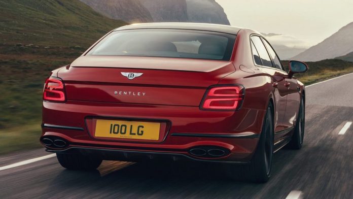 Is W-12 The Best Bentley Flying Spur Trim? - Here Is Our View