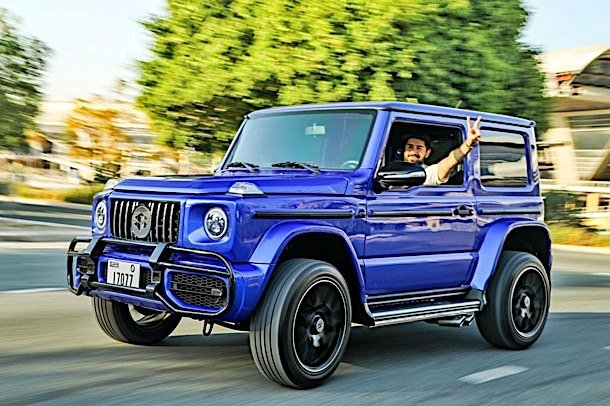 Mercedes-AMG G63 Is An Overhyped SUV