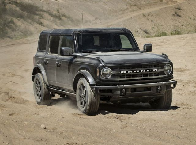 Ford Bronco: Here's The Awesome Features you need to know