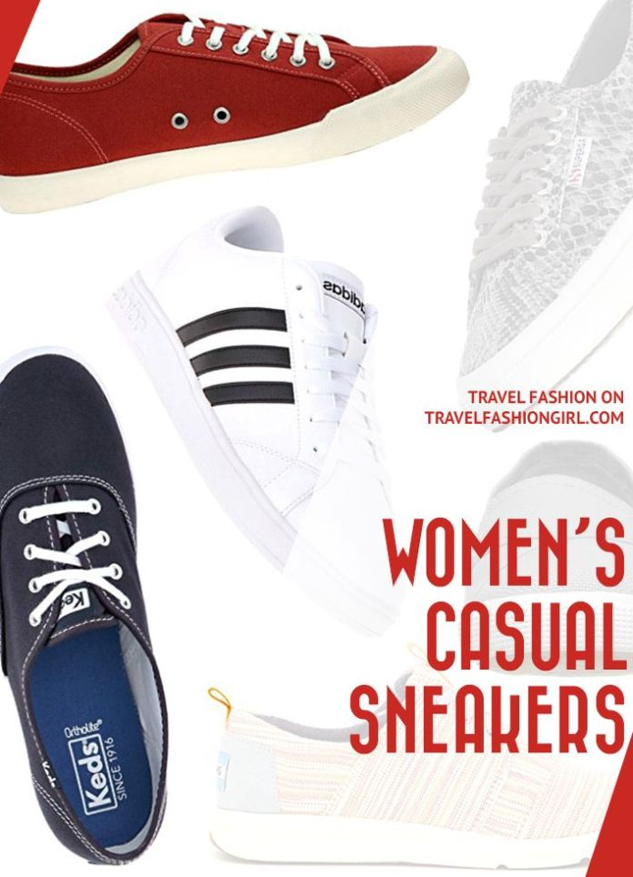 Here's Your Walk About Sneakers