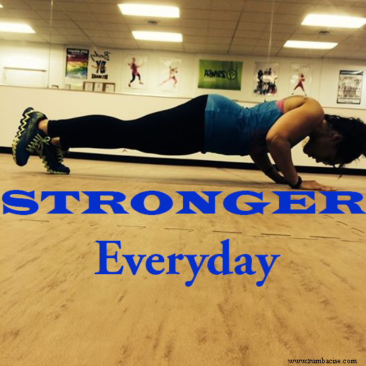 Stronger Everyday!