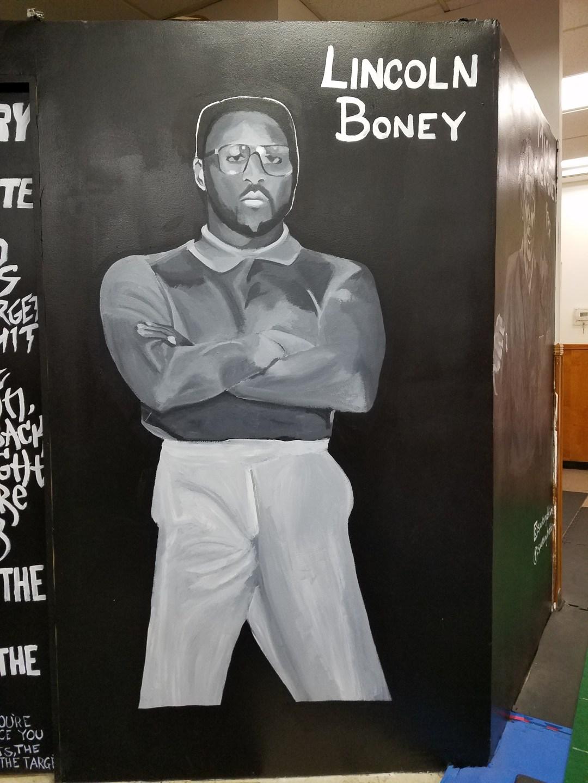 Lincoln Boney Muay Thai Vipers Gym