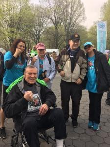 Parkinsons Unity Walk