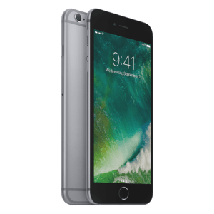 Refurbished iPhone 6S Plus 64GB zwart/space grijs A-grade